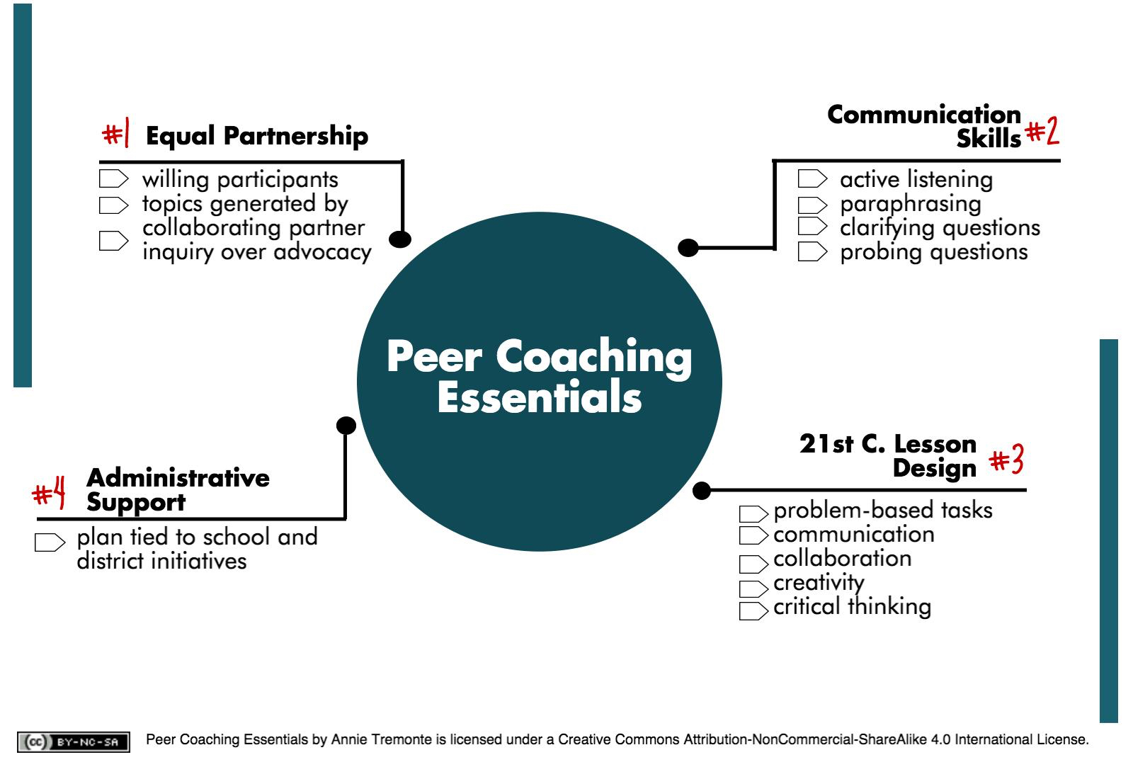 peer coaching | ANNIE TREMONTE